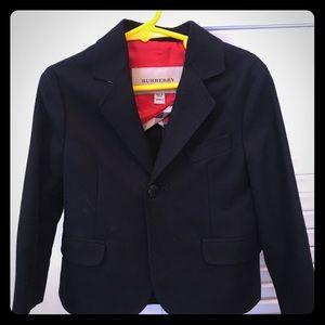 Authentic Boys 3T Burberry Blazer